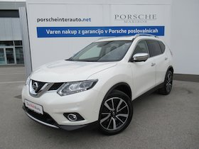 Nissan X-Trail 4WD 2.0 dCi N-Connecta
