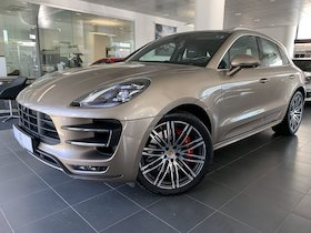 Porsche Macan Turbo Performance 3.6 V6 PDK
