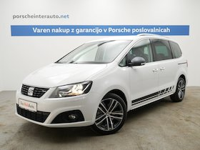 Seat Alhambra 2.0 TDI Xcellence Siete Start Stop