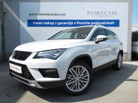 Seat Ateca 4Drive 2.0 TDI Start-Stop Xcellence SLO