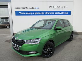 Škoda Fabia 1.0 Happy