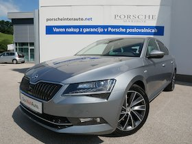 Škoda Superb 1.4 TSI ACT 4X4 Laurin Klement